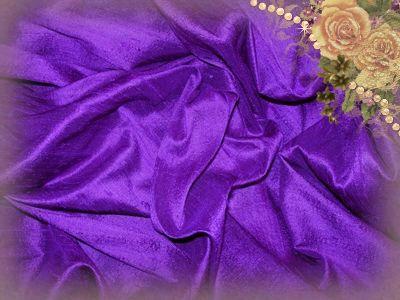 Abracadabra Dupioni Silk