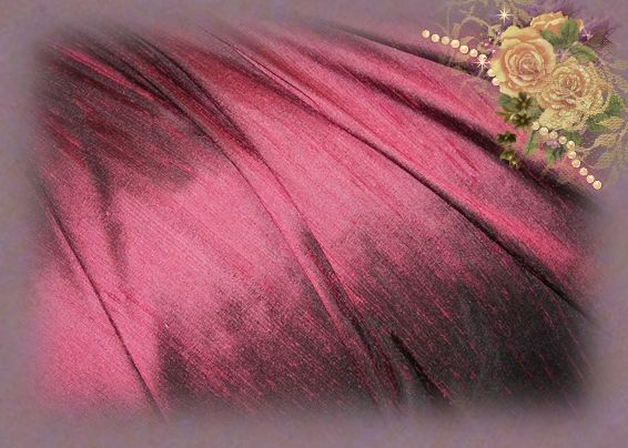 Aubergine Dupioni Silk