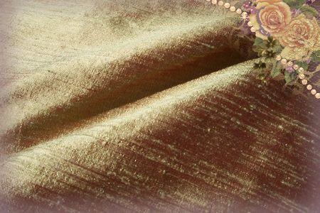 Autumn Harvest Dupioni Silk
