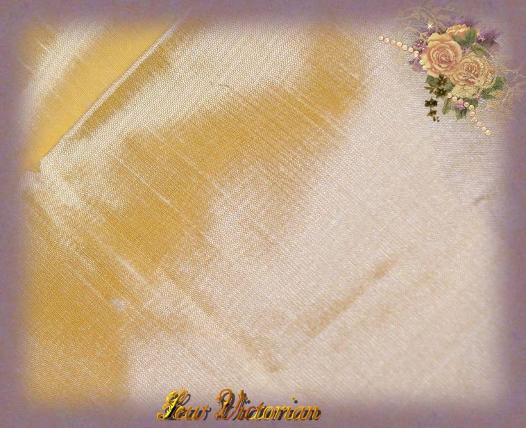 Creamsicle Dupioni Silk