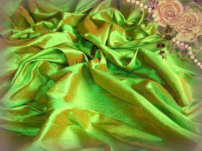 Limerick Dupioni Silk