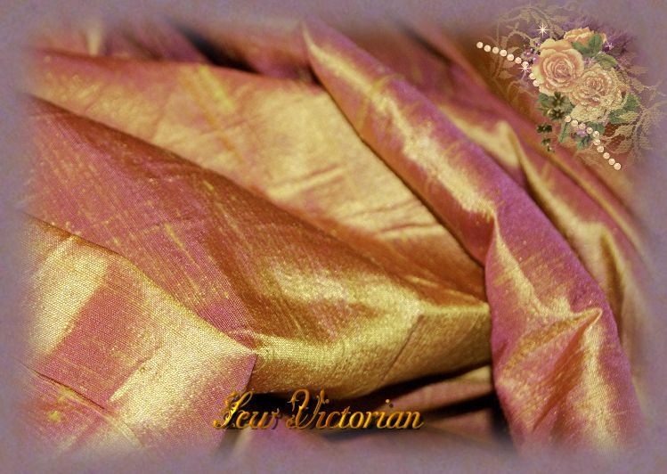 Pink Lemonaid Dupioni Silk