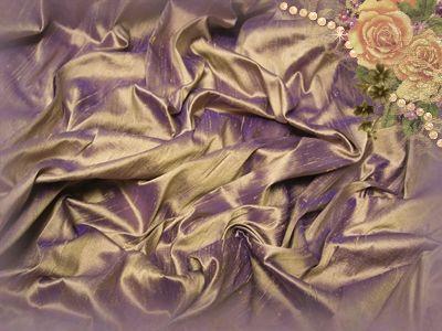 Plasma Dupioni Silk
