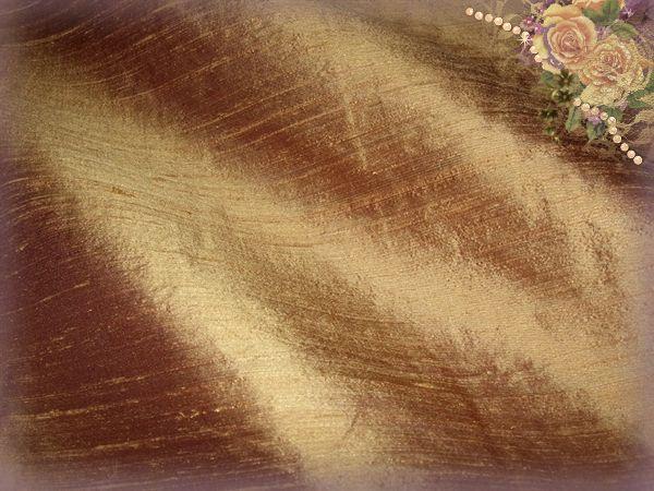 Praline Dupioni Silk