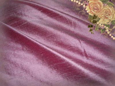 Spiceberry Dupioni Silk
