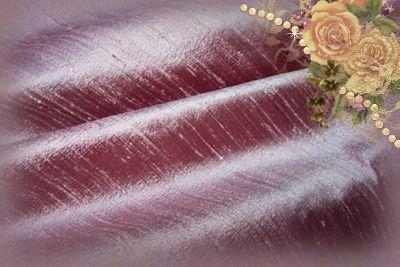 Sugarplum Dupioni Silk